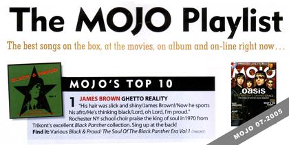 Black Proud Mojo